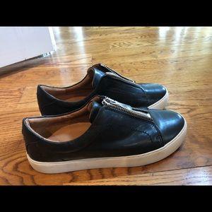 Frye women's sneakers black 9.5 medium
